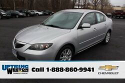 2008 Mazda3 i Touring *Ltd Avail 2008 Mazda Mazda3 i Touring *Ltd Avail 118509 Miles Sunlight Silver Metallic 4dr