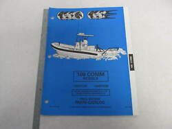 436453 Omc Evinrude Johnson 1994 Outboard 100 Hp Commercial Parts Catalog