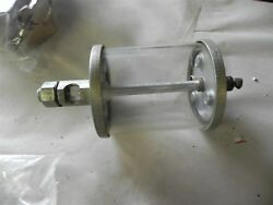 Vintage Engine Oiler Oil Rite Industrial Tractor 3.5 Od Cylinder 4.5 Tall Cool
