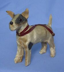 ANTIQUE FRIPON FOX TERRIER BLEUETTE FRENCH FASHION DOLL DOG GERMANY 4