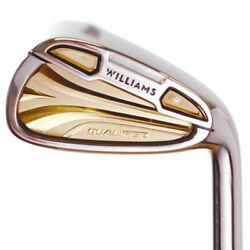 2016 Williams Golf Qualifier Gold Series Iron Set RH NEW