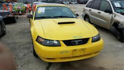 Trunk/Hatch/Tailgate With Spoiler Base V6 Fits 01-04 MUSTANG 1365873