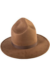 Extra Tall Mountie Canadian Police Officer Hat Costume Accessory