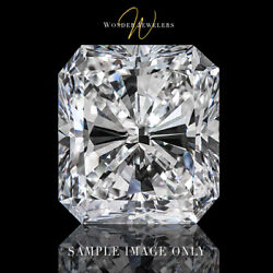 23.15ct Radiant Cut Loose Diamond GIA Certified IVS2 + Free Ring (5182005413)