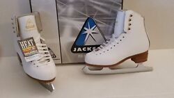 Jackson Dj 2400 Ladies Boots With Mirage Blades, Sizes 4, 4 1/2 Or 6 New