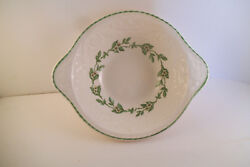 Vintage Adam Antique By Steubenville Orange Blossom Lugged Cereal Oatmeal Bowl