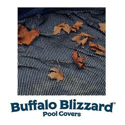 Buffalo Blizzard Swimming Pool Round And Oval Above Ground Leaf Net Catcher Cover