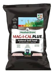 Jonathan Green Mag-i-cal Plus For Lawns In Acidic And Hard Soil 15m