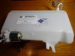 73 74 Mopar B-body Charger Windshield Washer Bottle And Electric Pump