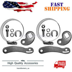 2 Set E Bike Electric Bicycle Universal Torque Arm For Front Or Rear USA $14.89