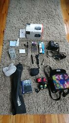 Sony Dsc-h300 20.1mp Camera With Camera Bag New Neck Strap And Arm Strap.