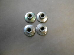 Mopar Plymouth Chrysler Dodge Bench Seat Mounting Nuts 1 Inch Set Of 4 New