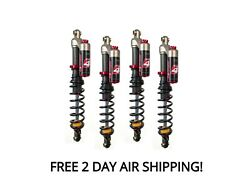 Elka Stage 4 Front And Rear Shocks Suspension Kit Arctic Cat 1000 Xt