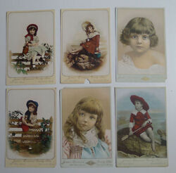 1900's Jensen's Diamond Candy Store Lot Of 11 Different Kids Advertising