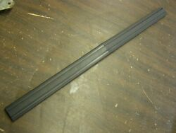 Nos Oem Ford 1976 1977 1978 Mustang Ii Front Bumper Center Pad Impact Strip