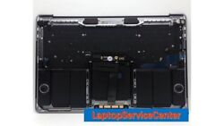 New Apple Macbook Pro A1706 13touch Bar 2016 Silver Top Case Assembly 661-05334