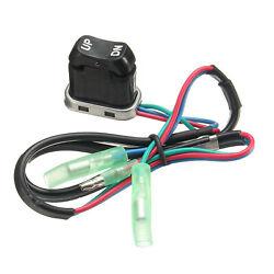 Yamaha New Marine Remote Controller Trim And Tilt Switch 703-82563-02-00