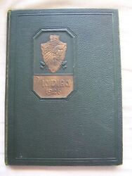 1926 Anderson High School Yearbook Anderson, Indiana  Indian