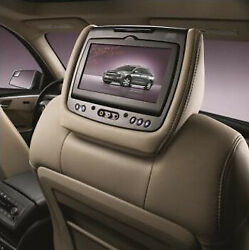 Genuine Gm Headrest And Video Screen Assembly 23223336