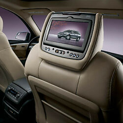 Genuine Gm Headrest And Video Screen Assembly 23140006