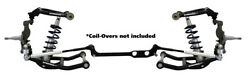 New Ridetech Front Truturn Systemcontrol Armsdrop Spindles68-79 Corvette C3