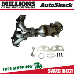 Exhaust Manifold Catalytic Converter W/ Gaskets For 2007-2013 Nissan Altima
