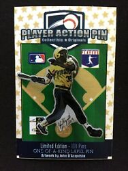 Pittsburgh Pirates Dave Parker Jersey Lapel Pin-collectible-cobra-for Caps