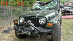 Front Axle Dana 30 LHD 3.73 Ratio Without ABS Fits 97-06 WRANGLER 1392555