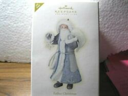 2009 Hallmark Father Christmas Extremely Rare Club Event Exclusive