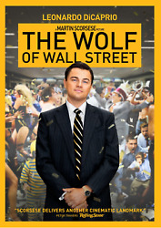 The Wolf Of Wall Street New Dvd Ac-3/dolby Digital Dolby Dubbed Subtitled