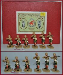 Dragon Crest/trophy Ds12 75th Gordons Firing Floca Collection/aa-10315
