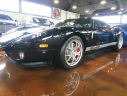 2006 Ford Ford GT 2dr Cpe Mark II Black Ford GT with 884 Miles available now!