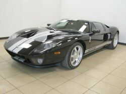 2006 Ford Ford GT 2dr Cpe Mark II Black Ford GT with 751 Miles available now!