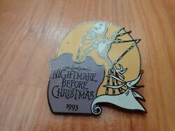 Disney Countdown To The Millennium 72 The Nightmare Before Christmas Pin Badge