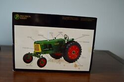 Oliver Super 77 Precision Detailed Collector Tractor