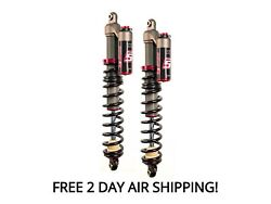 Elka Stage 5 Rear Shocks Suspension Pair Yamaha Grizzly 700 2007-2013