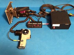 Mitchell Movie-camera Time-lapse Intervalometer And Motor Norris Lpc-90 Complete