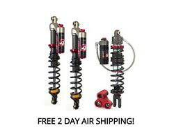 Elka Stage 4 Front Shocks And Stage 5 Rear Linkage Suspension Kit Yamaha Yfz450