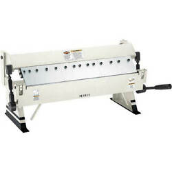 Shop Fox M1011 24 Box / Pan Brake With Removable And Adjustable Fingers