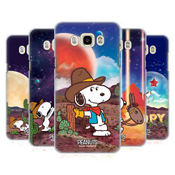 Official Peanuts Snoopy Space Cowboy Back Case For Samsung Phones 3