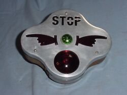 Vintage Stop Hand/finger Turn Signal Tail Light Works Great Model A T Ford