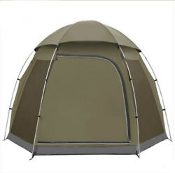 E93 Dark Grey Outdoor Waterproof Marquee Tent Shade Camping Hiking 288X288CM Z