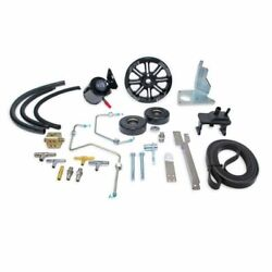Ppe Dual Fueler Kit With 816 Style Pulley For 2011-2016 Lml Duramax Diesel 6.6l