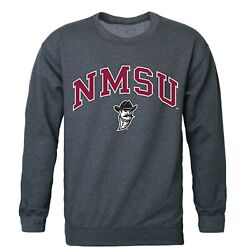 New Mexico State University Aggies Nmsu Crewneck Sweater - Officially Licensed