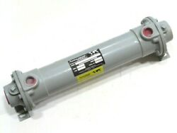 American Industrial Ab-702-00014 Heat Exchanger 250psi Shell 150psi Tube New