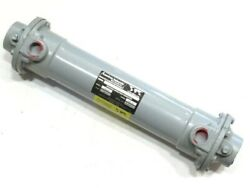American Industrial Ab-702-00014 Heat Exchanger 250 Psi Shell 150 Psi Tube New