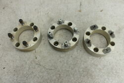 2013 Can-am Commander 1000 4x4 X Efi Front Rear Wheel Spacer Set