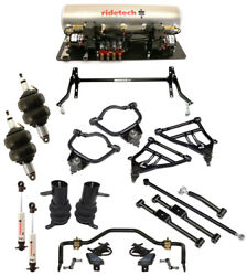 RIDETECH AIR SUSPENSION & RIDEPRO-X COMPRESSOR SYSTEM,AIRPOD,SHOCKWAVES,59-64