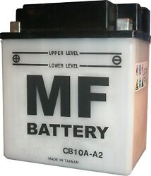 Battery Conventional For Suzuki Lt-f 230 H - Acid Not Included 1987