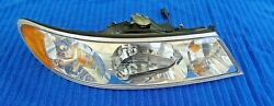 VERY NICE OEM Original 98-02 Continental RIGHT PASSENGER Headlamp Headlight